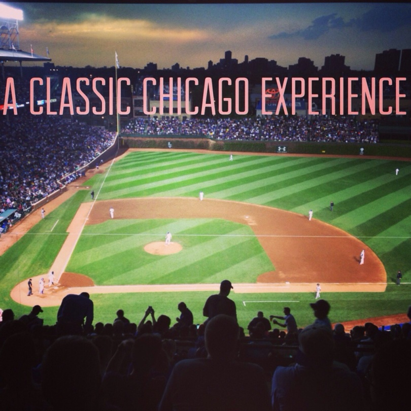 This summer marks Wrigley Field's 100-year anniversary!