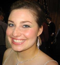 Me at my senior prom in 2005